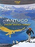 Antuco - Laguna del Laja Nationalpark 1:30.000 wasserdichte Wanderkarte von Chile