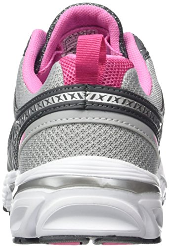 Basse Adulto Unisex Run Grey Steel KR Sneaker Blossom KangaROOS 5 Pink Grau wYIBqfR