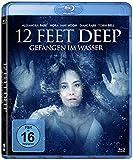 12 Feet Deep - Gefangen im Wasser [Blu-ray]