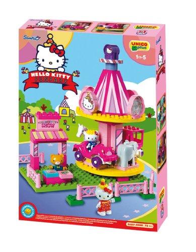Unicoplus 8687-00HK - Giostra Hello Kitty Fun Park