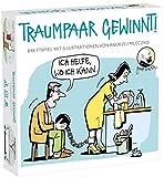 Traumpaar Gewinnt Brettspiel für Erwachsene Gesellschaftsspiel als Lustiges Geschenk für Männer...