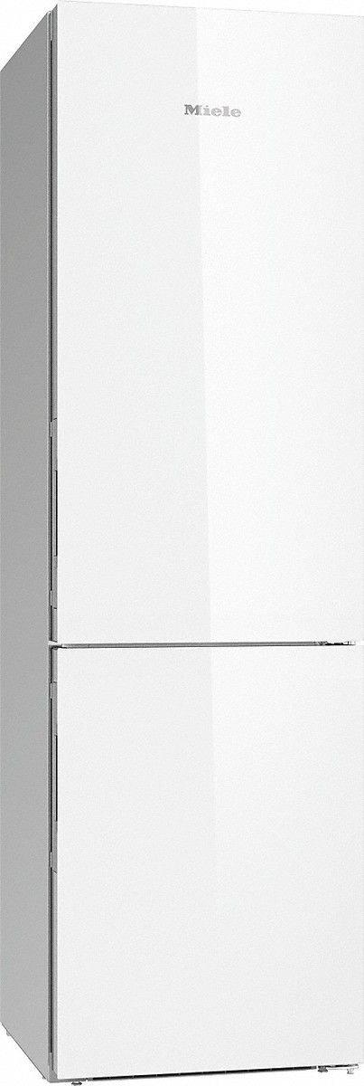 Miele KFN 29683 obsw Kühl-Gefrier-Kombination /  Energieeffizienz A+++ / 201 cm Höhe / 186 kWh / 101 Liter Gefrierteil / Professionelle Lagerung-noch längere Frische mit Perfectfresh Pro