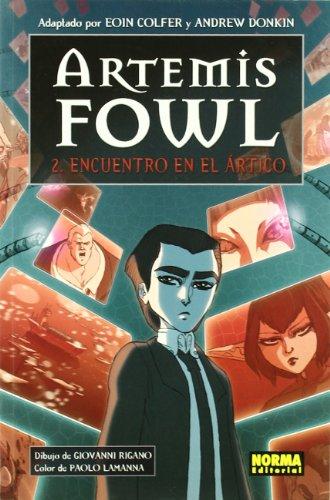 ARTEMIS FOWL 2. ENCUENTRO EN EL ÁRTICO (CÓMIC USA)