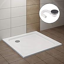 Duschwanne Ersetzen suchergebnis auf amazon de für duschwanne 100x100