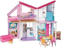 Barbie FXG57 Malibuhuis speelset