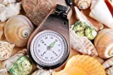 Huntington Kompass: flüssigkeitsgedämpft, schweres Metall, DC47-T2 (DE) - 7