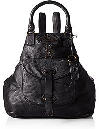 Taschendieb Td0063a, Bolsos mochila Mujer, Grau (Anthrazit), 9x36x41 cm (B x H T)