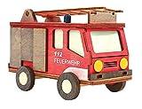 Olli Olbot 35279 Spardose Feuerwehr