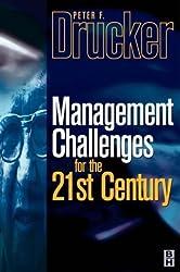 Management Challenges in the 21st Century by Peter Ferdinand Drucker (1999-04-30)