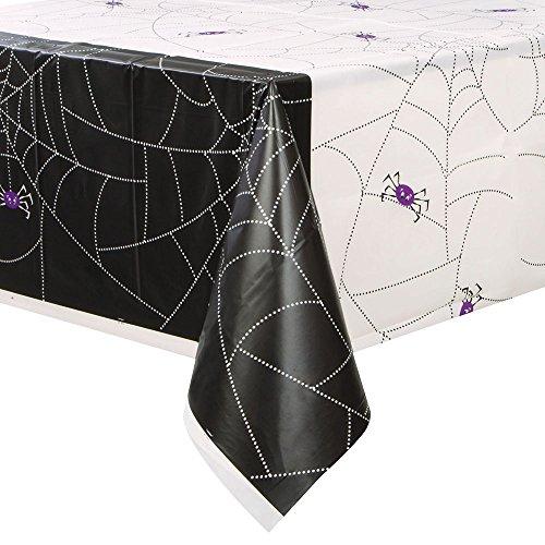 b HALLOWEEN Tischdecke, 7ft x 4.5ft (Halloween-drink-ideen Für Kinder)