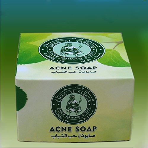 Handgemachte orientalische Anti-Akne-Seife: Tiefenreinigung ohne chemische Zusätze
