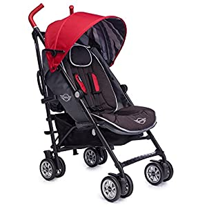 Easywalker Mini Buggy, X-Large, Union Red   15