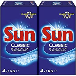 Sun Classic Sel Régénérant Pour Lave-Vaisselle 4kg