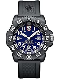 Luminox LSOC Herren-Armbanduhr Analog Quartz Plastik - XS.3053.SOC.SET