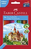 Faber-Castell 36-Colour Eco-Pencils