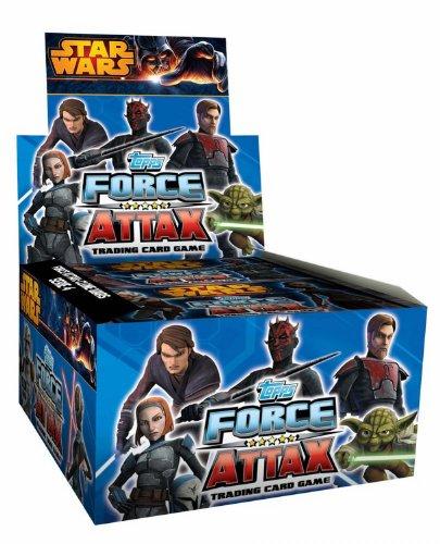 Topps TO00175 - Force Attax Serie 4 (Wars Ashoka Star)