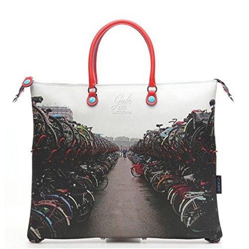 Gabs g3 borsa piatta trasformabile in pvc m bici - sconto nel carrello