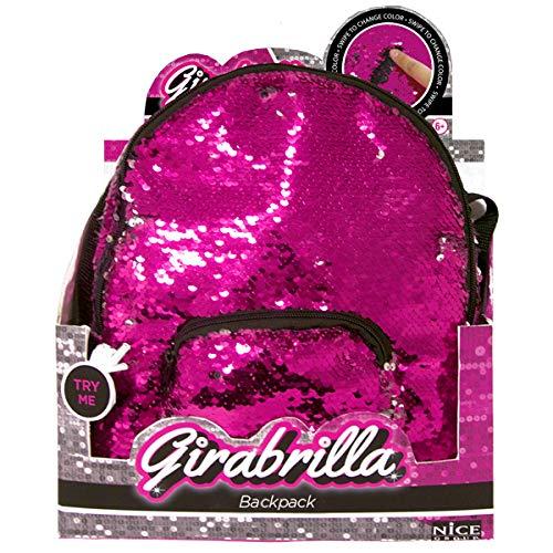 Nice Girabrilla Borsa Messenger, 10 cm, Multicolore