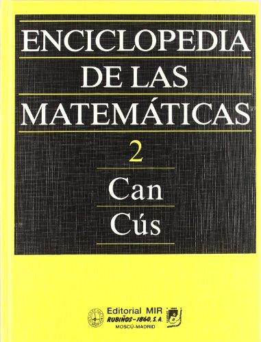 Enciclopedia De Las Matematicas - Tomo Ii: 2 (Fondos Distribuidos)