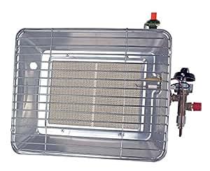 Rothenberger 35985 Radiateur au gaz Eco Piezo avec allumage Piezo