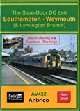 The Southampton - Weymouth Slam-Door EMU (1988 to 2007)