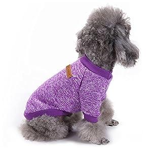 Small Pet Dog Clothes Costume Puppy Cotton Blend T-Shirt Apparel fd5cdc7bc