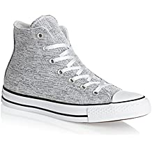 e0fe0172a603 Converse Trainers Chuck Taylor All Star Shoes - Black White
