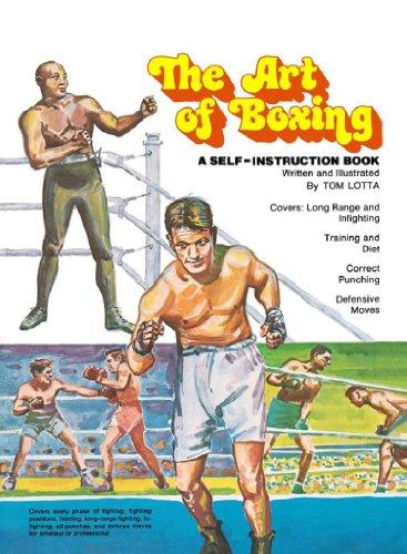 The Art of Boxing: A Self-Instruction Book PDF Descargar