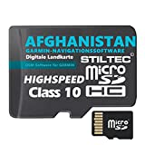 ? Afghanistan Garmin Topo GPS Karte GB microSD Card Garmin Navi, PC & MAC Garmin Navigationsger�te Navigationssoftware ? ORIGINAL von STILTEC � Bild