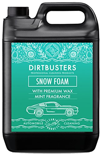Dirtbusters Car Candy Snow Foam, shampoo...