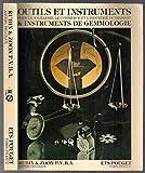 Outils et instruments pour la joaillerie, le commerce et l'industrie du diamant et instruments de gemmologie - catalogue 1981-1982 de la maison Pouget-Rotary Gold, agent exclusif pour la France de Rubin & Zoon...