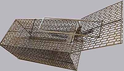 Rat, Chuha, Mouse Trap/Jhappatta/Catcher Iron Medium Size - Best for Rats