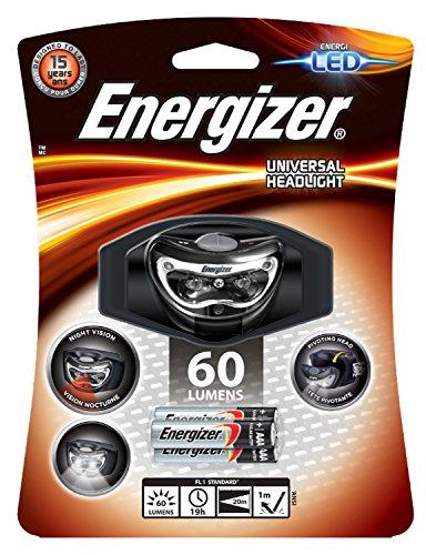 Energizer E300640700 Linterna, Negro