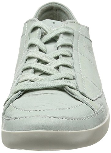 FLY London Teti240, Sneakers Basses Femme Vert (Pastel Green 013)
