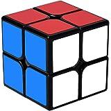 lunaoo Magic Cube 2x2 Speed Cube, Rompicapo Cubo Magico Speedcube Giocattoli Regalo per Bambini Adulti