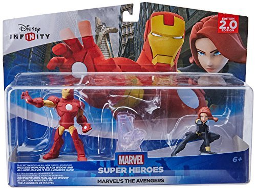 Disney Infinity: Marvel Super Heroes (2.0 Edition) - Marvel's The Avengers Play Set - Not Machine Specific by Disney Infinity (Disney Infinity Play Sets Wii)