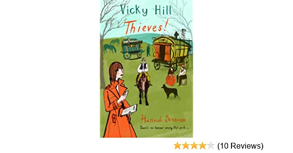 Thieves! (A Vicky Hill Exclusive!)
