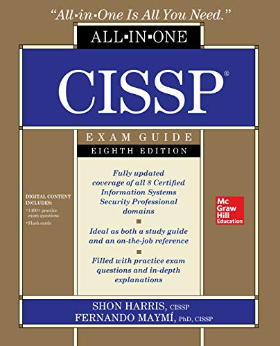 CISSP All-in-One Exam Guide, Eighth Edition (English Edition) por Shon Harris