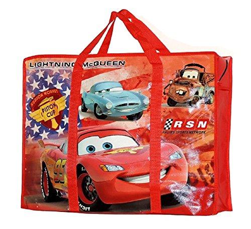 maxi-shopper-borsa-cars-borsone-mare-porta-giochi-bambino-46x60x17-saetta-mc-qeen