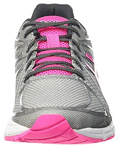 ASICS GEL-HYPER33 2 Women's Laufschuhe silber/rosa/carbon