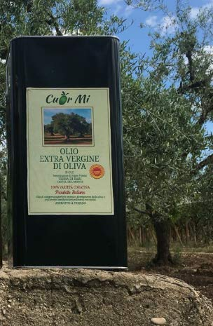 Cuormi olio extra vergine di oliva monocultivar coratina dop (castel del monte, puglia) (5)