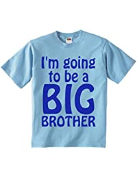 I'm Going To Be A Big Brother T-Shirt.