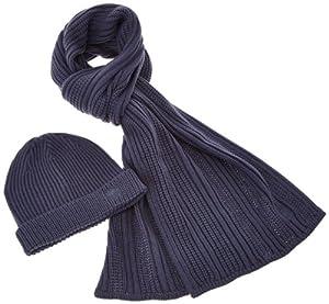 Timberland - Set sciarpa, cappello e guanti, uomo