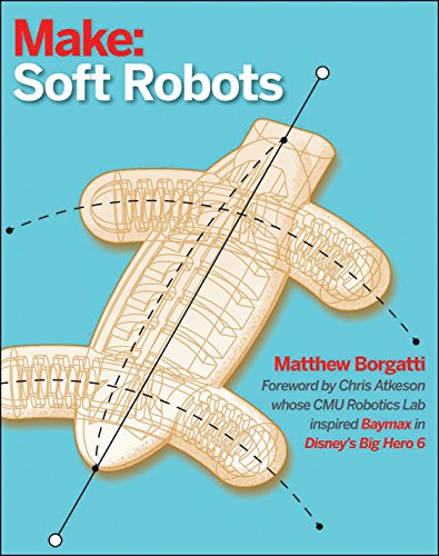 for the love of physics Soft Robotics: A DIY Introduction to Squishy, Stretchy, and Flexible Robots