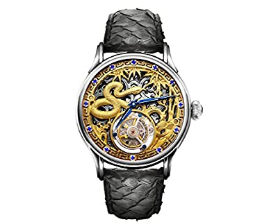 Memorigin Watch Tourbillon Zodiac Snake Series