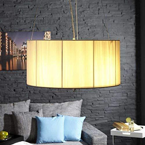 lounge-zone Hängeleuchte Hängelampe Leuchte Lampe Deckenleuchte Deckenlampe ASTA 4 Lampen 50cm...