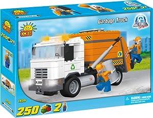 COBI Action - Juego de construcciones, diseño de camión de la Basura