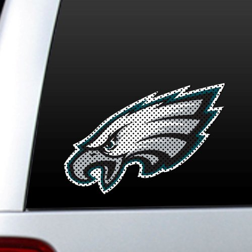 Caseys Distributing 2324596417 Philadelphia Eagles die-cut Window film- grande