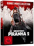 DVD Cover 'Piranha 2 (Bloody Movies Collection, Uncut)