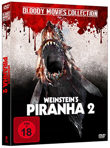 Piranha 2 (Bloody Movies Collection, Uncut)